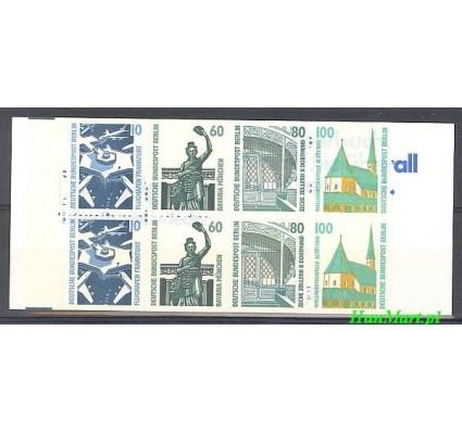 Berlin Niemcy 1989 Mi mh 15 Czyste **
