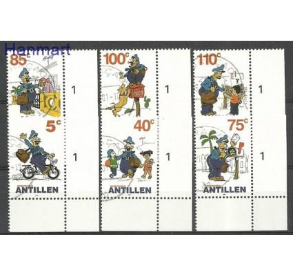 Znaczek Antyle Holenderskie 2002 Mi 1106-1111b Stemplowane
