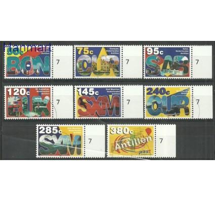 Znaczek Antyle Holenderskie 2003 Mi 1254-1261b Stemplowane
