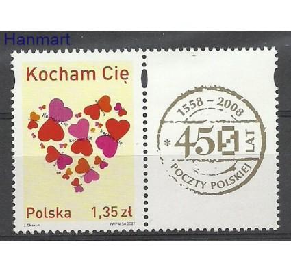 Znaczek Polska 2007 Mi zf 4300 Fi zf 4150 Czyste **