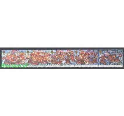 Znaczek Wielka Brytania 1988 Mi 1155-1159 Czyste **