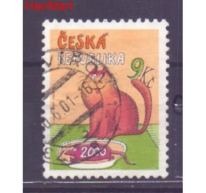 Znaczek Czechy 2000 Mi mpl277g Stemplowane