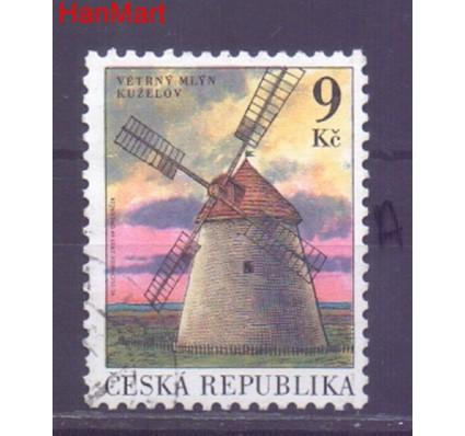 Znaczek Czechy 2001 Mi mpl305a Stemplowane