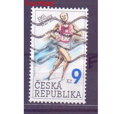Znaczek Czechy 2002 Mi mpl331f Stemplowane