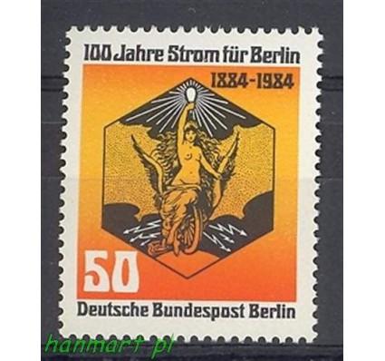 Znaczek Berlin Niemcy 1984 Mi 720 Czyste **