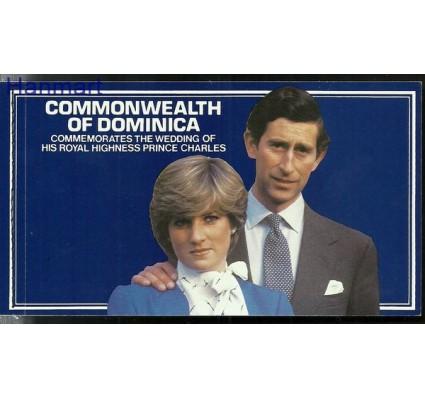 Znaczek Dominika 1981 Mi mh717-719 Czyste **