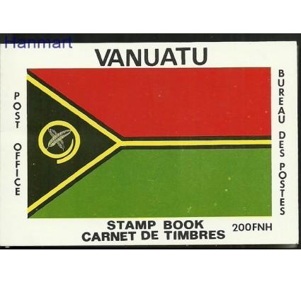 Znaczek Vanuatu 1980 Mi mh561-564+574-577 Czyste **