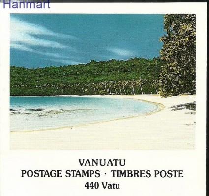Znaczek Vanuatu 1993 Mi mh919-920+925-926 Czyste **