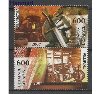 Znaczek Białoruś 2007 Mi 692-693 Czyste **