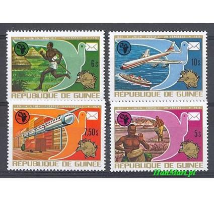 Znaczek Gwinea 1974 Mi 700-703 Czyste **