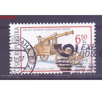 Znaczek Czechy 2003 Mi mpl371g Stemplowane
