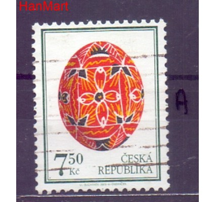 Znaczek Czechy 2005 Mi mpl426a Stemplowane