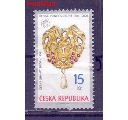 Znaczek Czechy 2006 Mi mpl481j Stemplowane