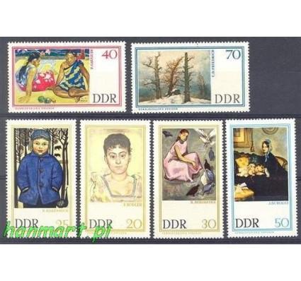 Znaczek NRD / DDR 1967 Mi 1262-1267 Czyste **