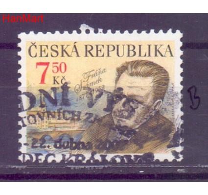 Znaczek Czechy 2007 Mi mpl499b Stemplowane